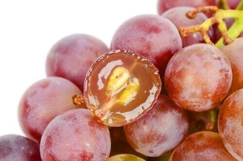 7 syytä nauttia viinirypäleiden siemenet
