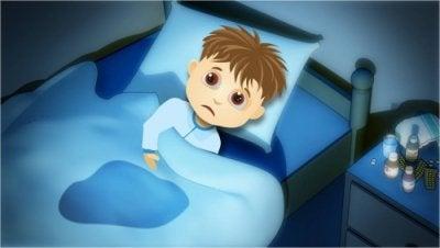 Lapsen vuoteenkastelu – mikä avuksi?