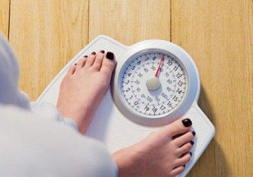 Terveellinen paino