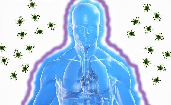 Immuniteetti suojaa kehoa