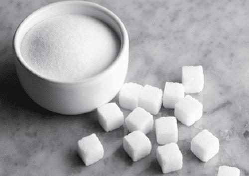 hieno sokeri ja sokeripalat