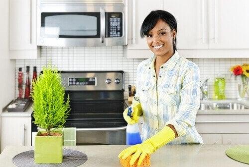 Allergianaiheuttajat keittiössä