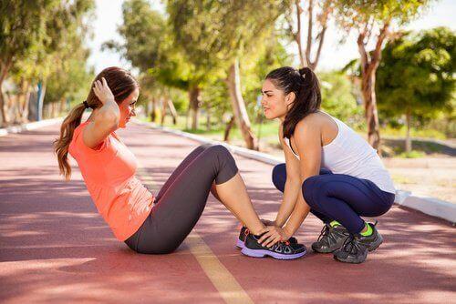 vilkkaampi aineenvaihdunta liikunnan avulla