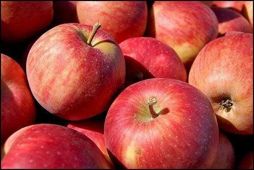 omenat päivässä