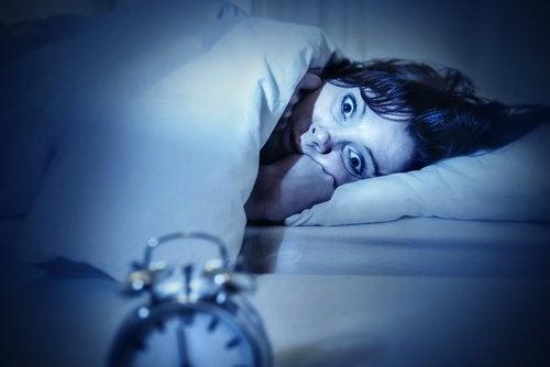 Nainen ei saa unta