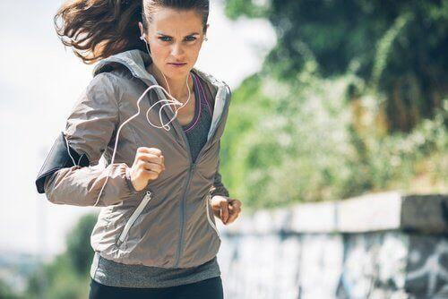 juokseminen on hyvä treenimuoto