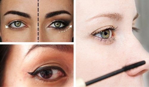 8 meikkivinkkiä riippuvien silmäluomien piilottamiseen