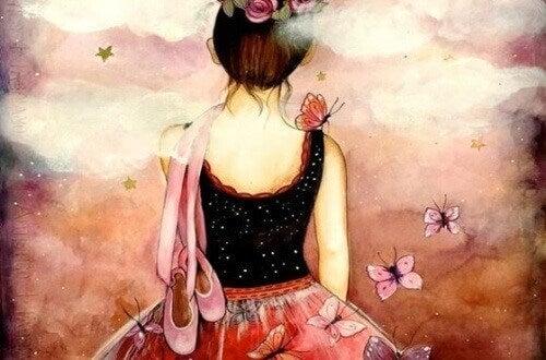 Balettitanssija