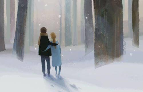 Pari lumessa