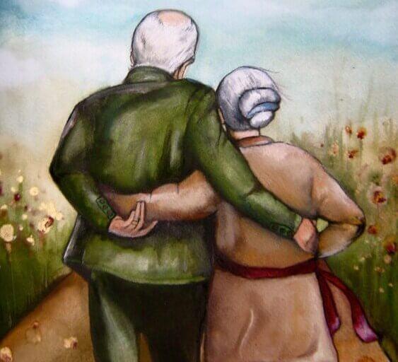 Vanhusten rakkaudet