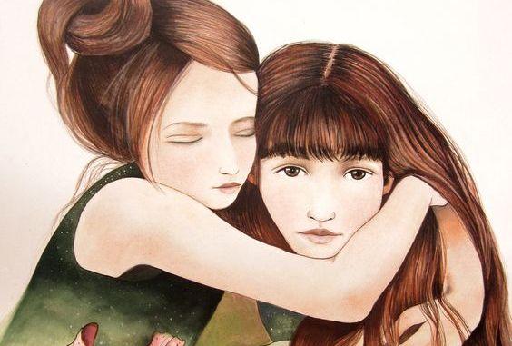 Sisko on enemmän kuin ystävä; hän on toinen puolikas sydämestä
