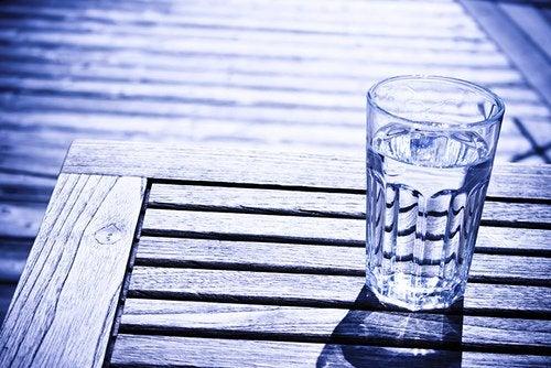 psykosomaattinen juo vettä