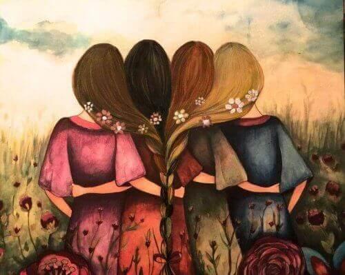 Tytöt eivät ole yksin