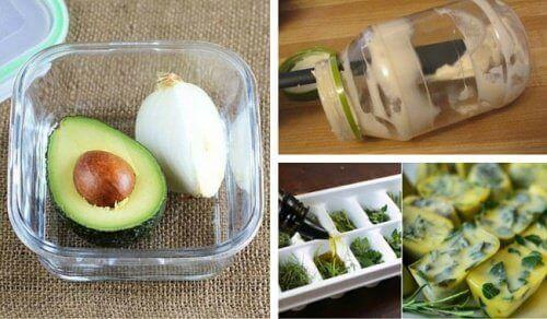 14 vinkkiä keittiöjätteen vähentämiseksi