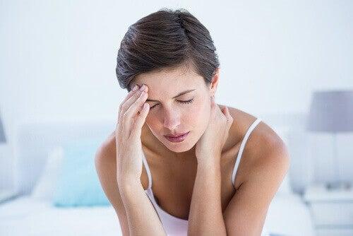 inkiväärivesi lievittää migreeniä