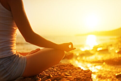 Meditointi selkeyttää ajatuksia.