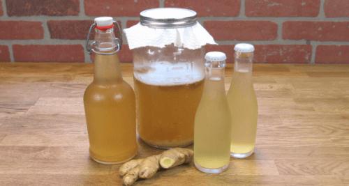 Inkiväärivesi helpottamaan migreeniä, ruoansulatusongelmia ja kipua