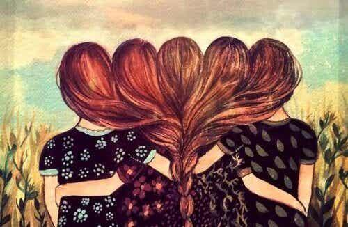 Serkkusi ovat ystäviäsi ja kuin toisia sisaruksiasi