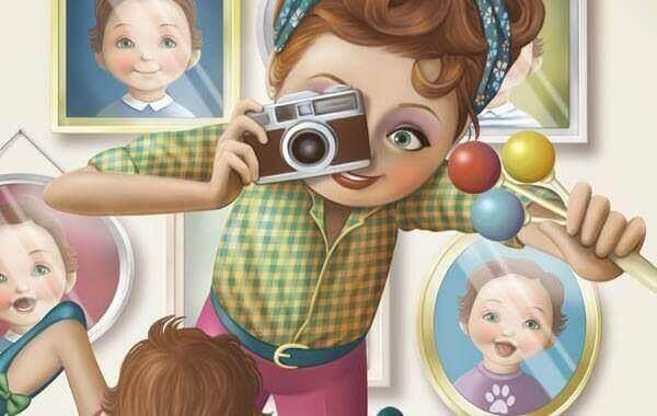 Naisen kutsumustyö on valokuvaaja
