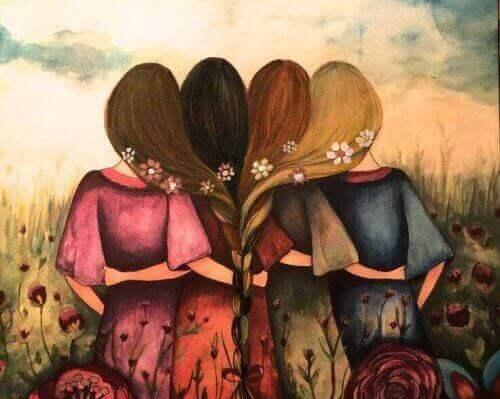 Ystävän menettäminen voi satuttaa yhtälailla kuin ero elinkumppanista