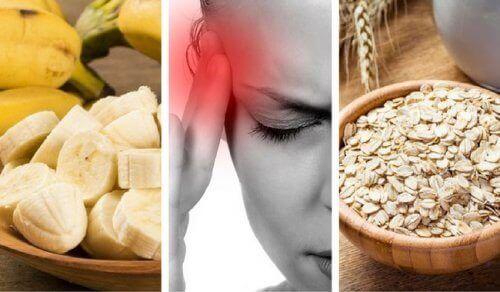 9 ruokaa väsymykseen ja päänsärkyyn