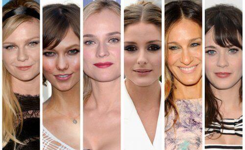 5 erilaista nuorentavaa hiustyyliä