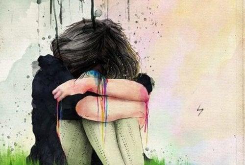 myrkyllinen ihminen tukahduttaa tunteet