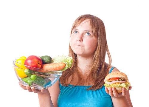 Ruokavaliolla on merkitystä löysän ihon kiinteyttämisessä