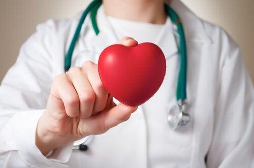 Sydän viskeraalirasva