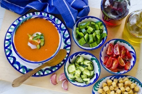 7 päivän ruokavalio nesteen kertymisen ehkäisemiseksi