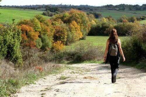 Kävely muuttaa aivoja ja lievittää masennusta