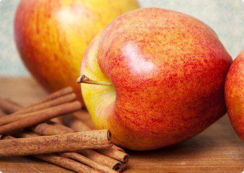 kaneli ja omenat