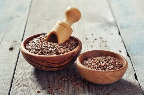 vähennä vatsarasvaa pellavansiemenillä