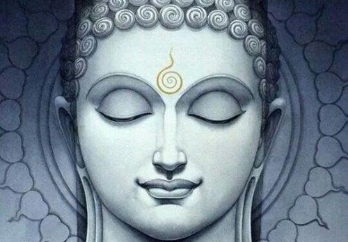 buddha ja rauhallisuus