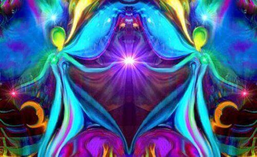 energia ja värit