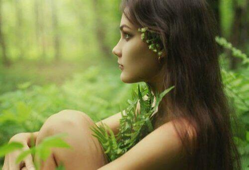 Luonnon tyttö