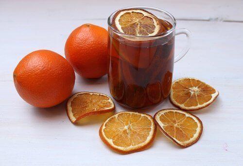 nikotiini poistuu appelsiinimehulla