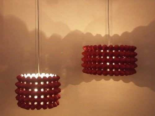 kierrätä kennoista lamput