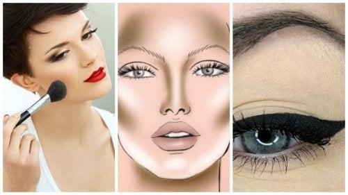 5 helppoa meikkivinkkiä kasvojen kaventamiseen