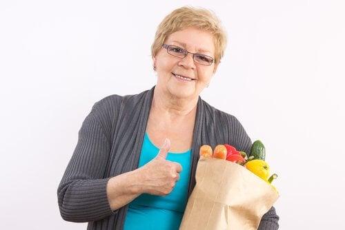 Menopaussi ja ruokavalio