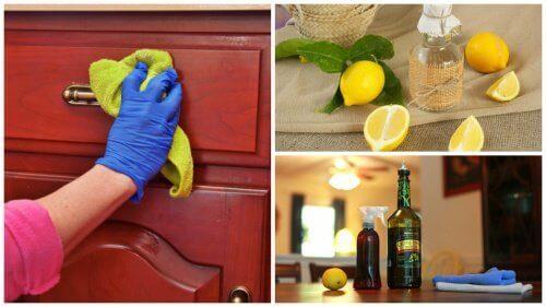 Poista pölyt tällä kotitekoisella puhdistusaineella
