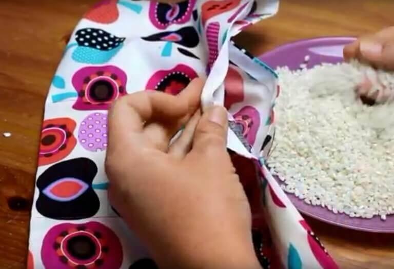 riisipussi