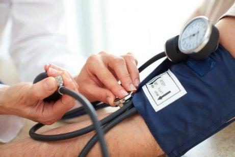 Retiisit laskevat verenpainetta