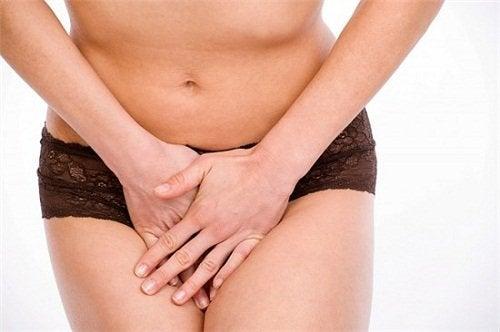 iho-oireet emättimessä