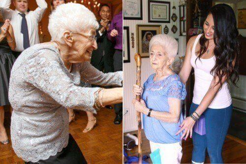 Jooga uudisti 87-vuotiaan naisen ryhdin ja muutti hänen elämänsä
