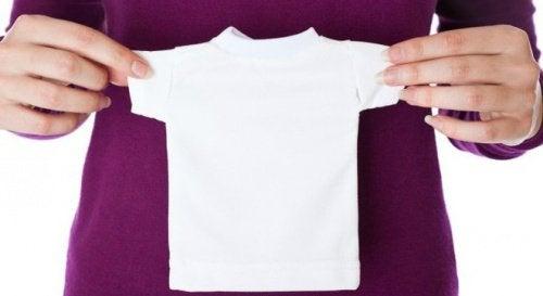 Kutistunut paita