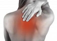 Lihaskramppi selässä