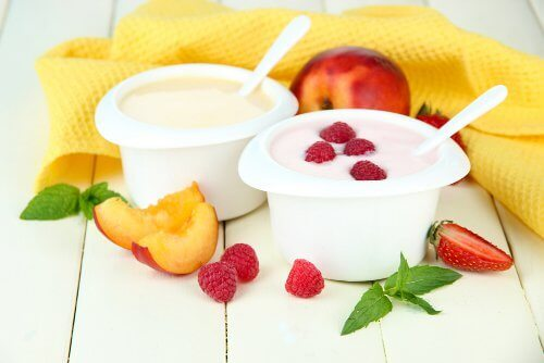 jogurttipurkit