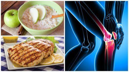 2 ruokavalioideaa luuston ja nivelten terveyden parantamiseksi