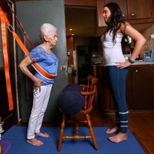 jooga muutti mummon elämän
